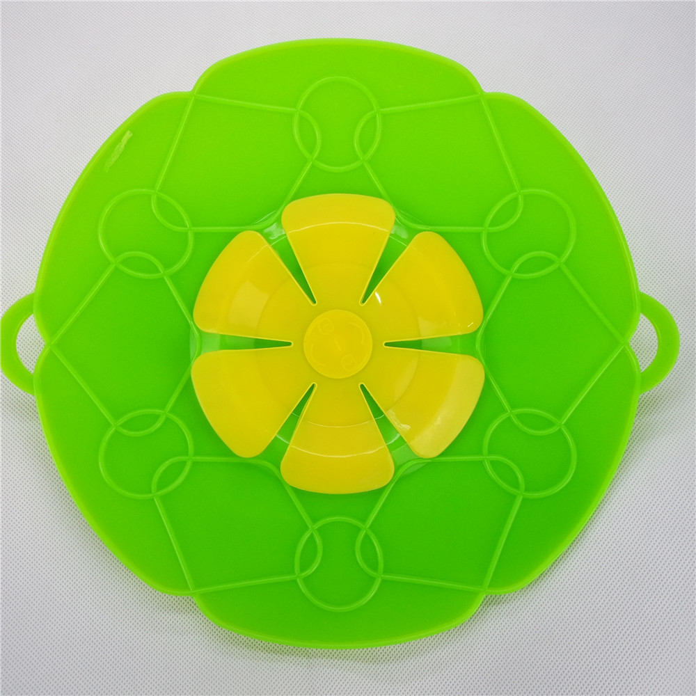 CXCS-7005 Kitchenware Accessory Lid Floral Shape