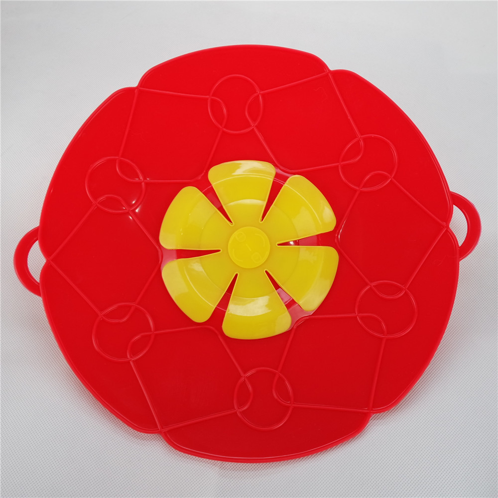 CXCS-7006 Kitchenware Accessory Lid Floral Shape