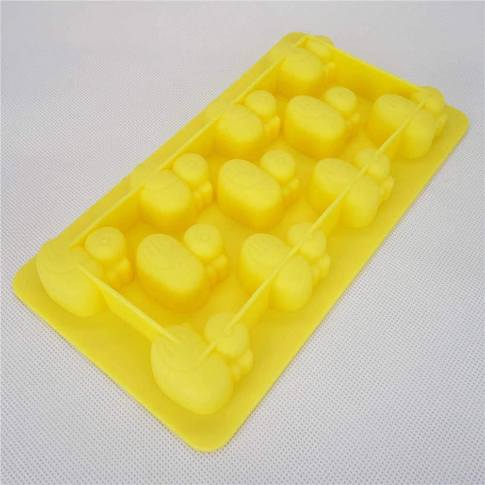 CXIT-5035	Silicone Ice tray-Duck
