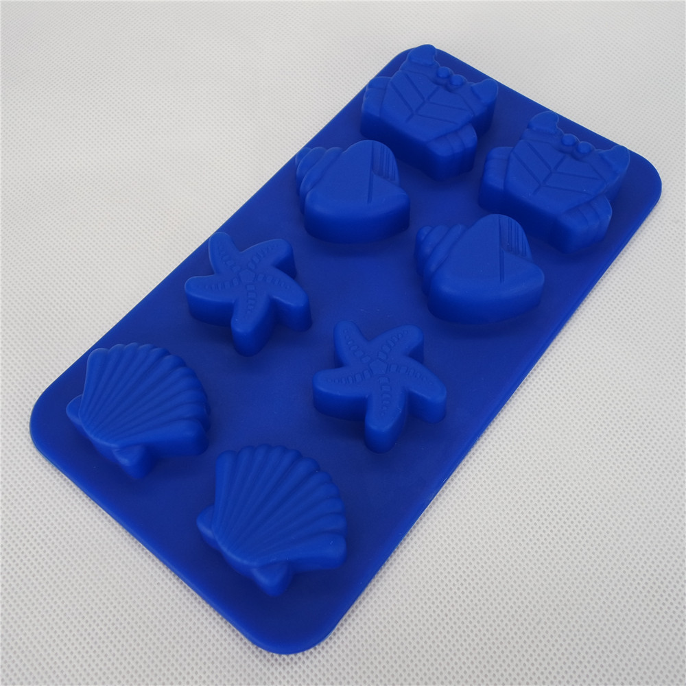 CXIT-5036	Silicone Ice tray-Sea food