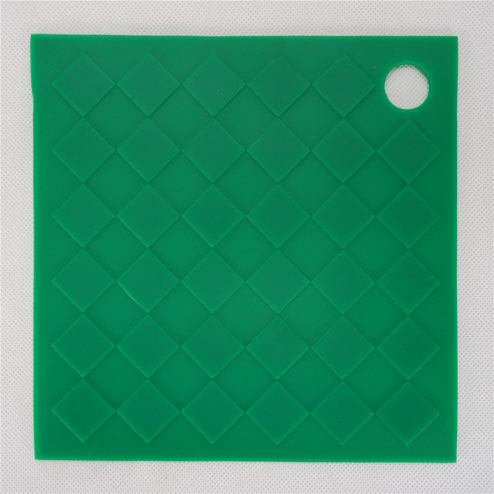 CXRD-1015 Silicone Mat Square Shape With Small Pane Pattern