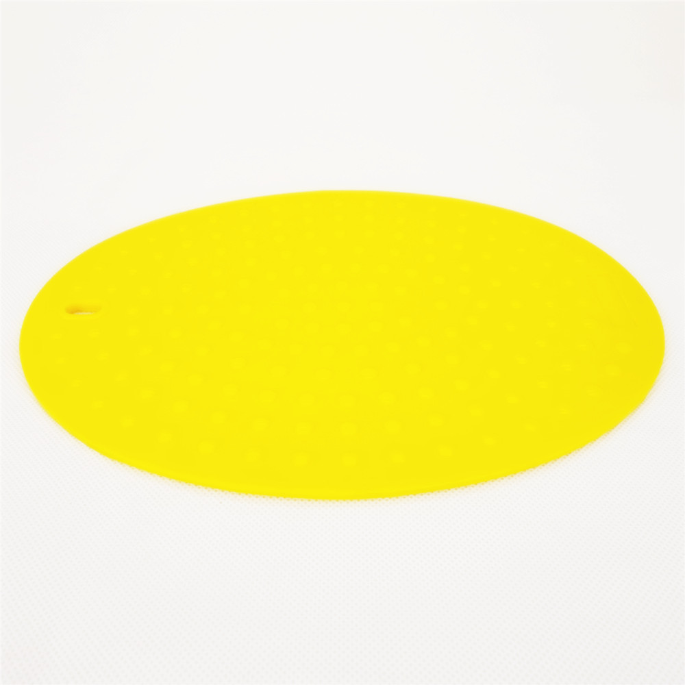 CXRD-1002 Silicone Mat Oval Shape With dot Pattern