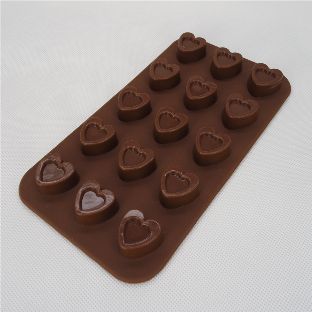 CXCH-019	Silicone chocolate mould