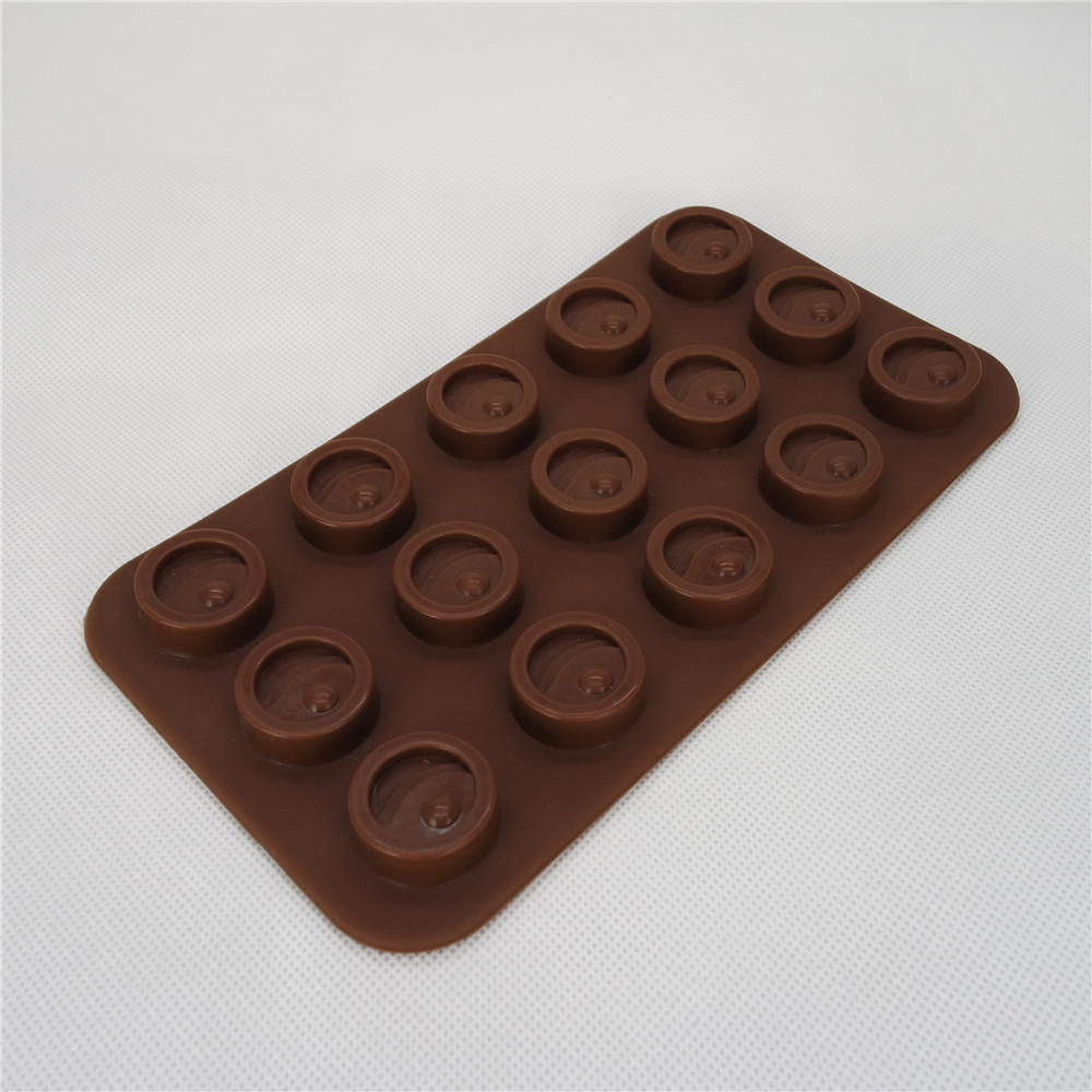 CXCH-020	Silicone chocolate mould