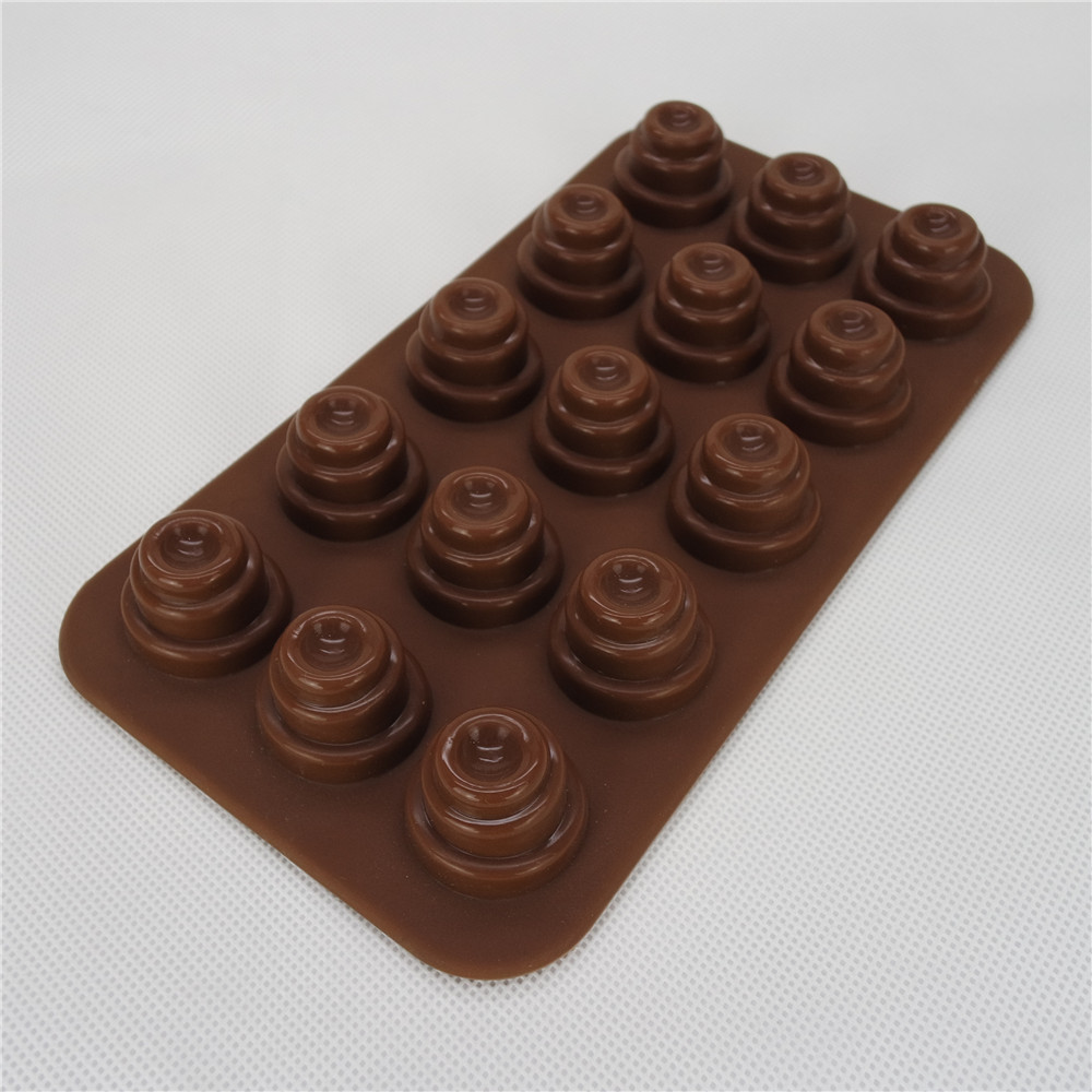 CXCH-026	Silicone chocolate mould