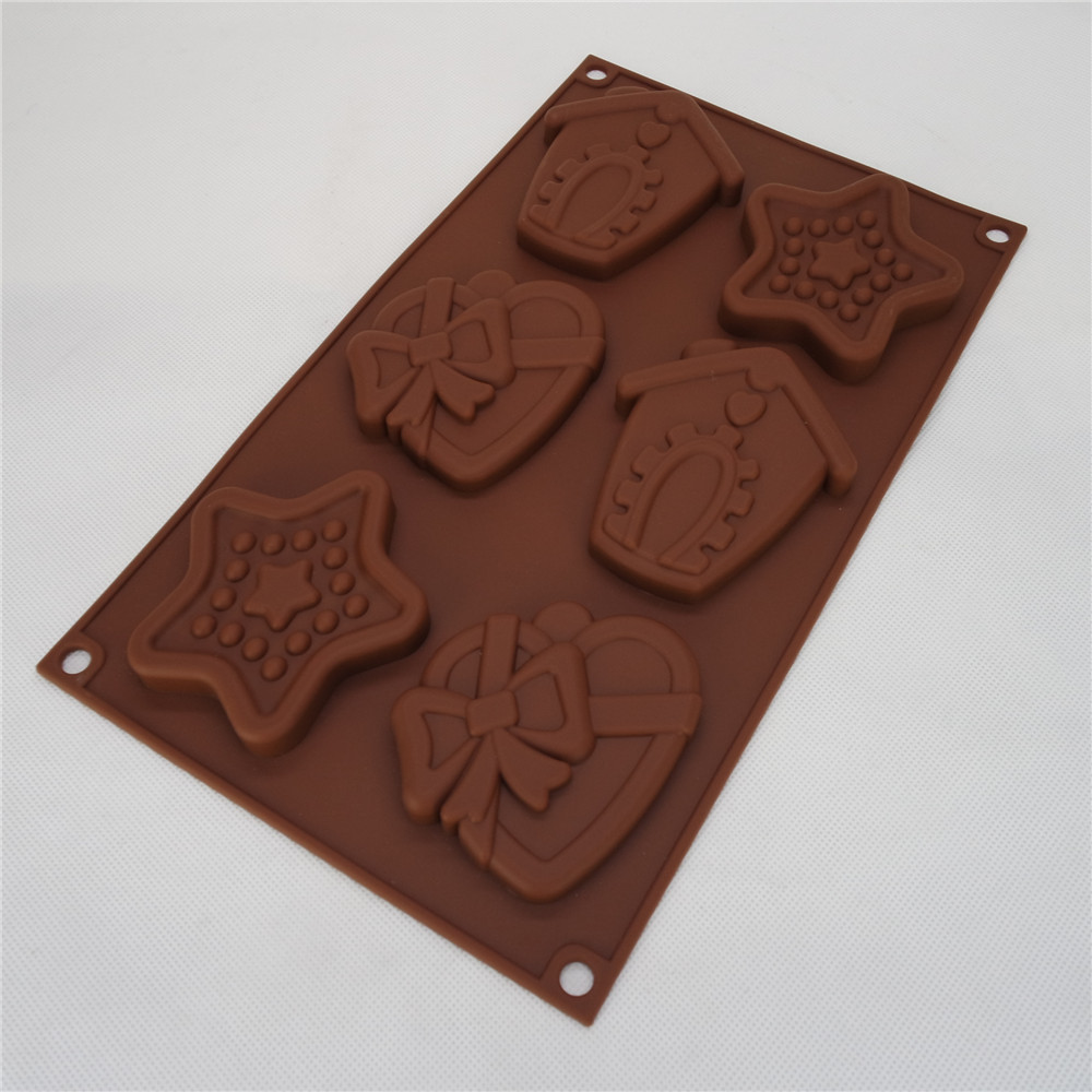 CXCH-028	Silicone Chocolate mould