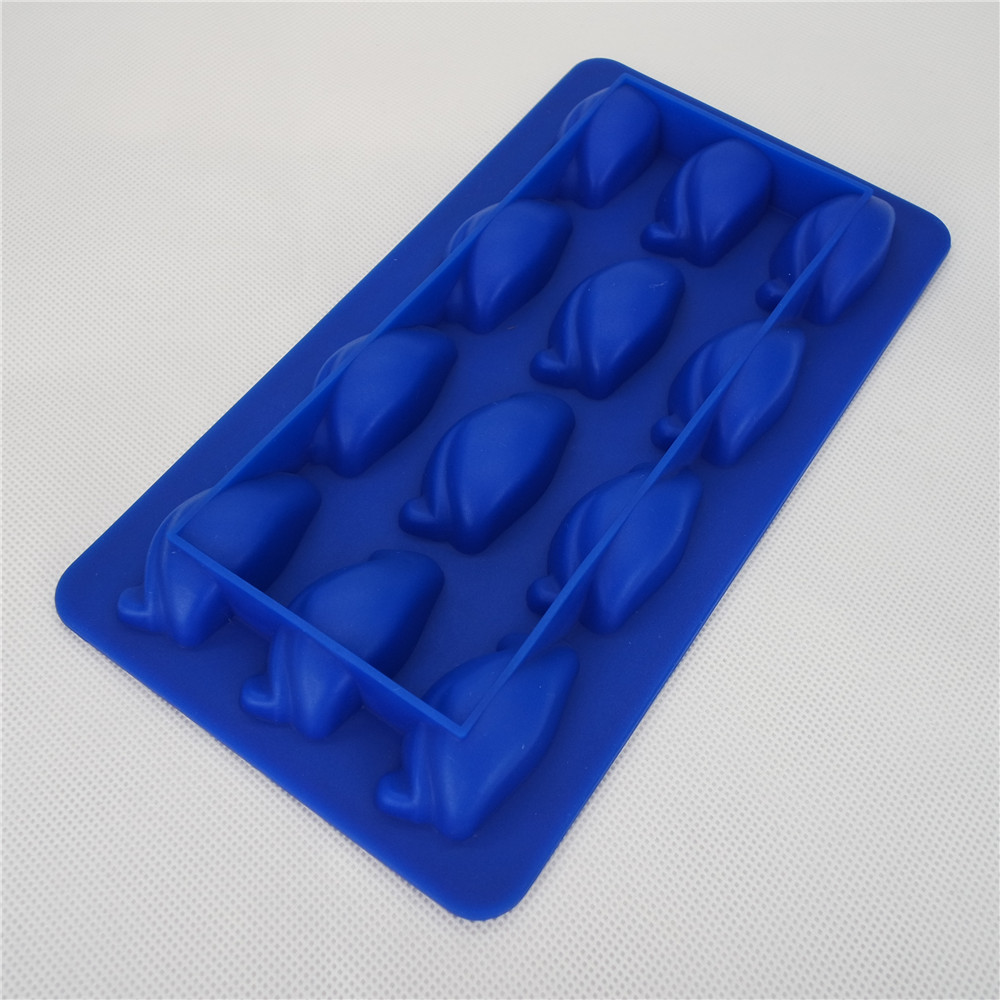 CXIT-5034	Silicone Ice tray- 12 cavity Penguin