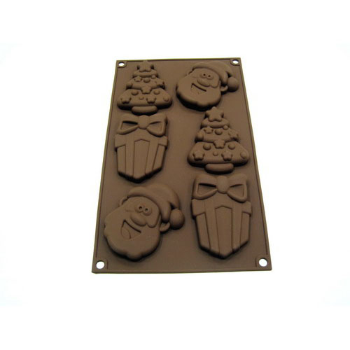 CXCH-027	Silicone Chocolate mould