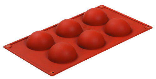 CXKP-7003	Silicone Bakeware Baking Pan & Pudding Mould 6-Cup