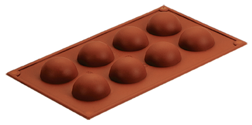 CXKP-7004	Silicone Bakeware Baking Pan & Pudding Mould 8-Cup